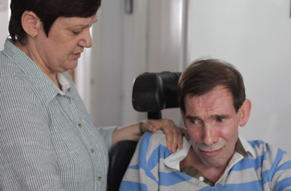 Judges Give Their Decision On Severely Disabled Tony Nicklinson's Action To Instruct A Doctor To Lawfully End His Life