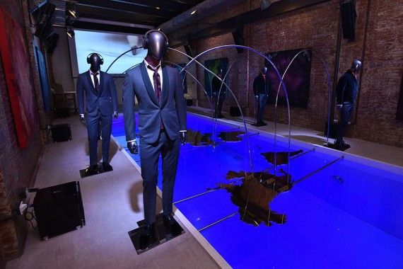 CANALI & PRYMA Celebrate the US Launch of the CANALI Online Boutique