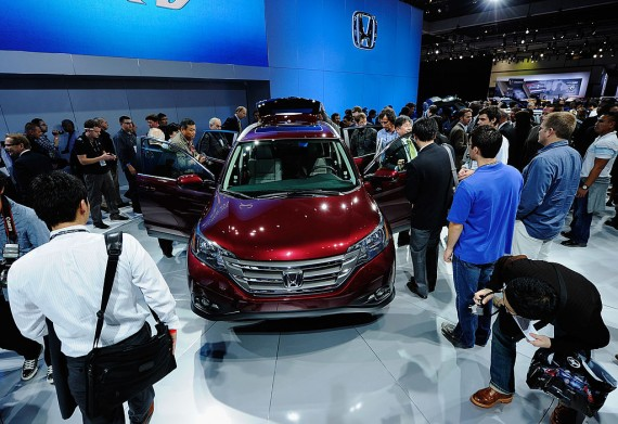 2017 Next Generation Honda CR-V Review: Redesigned interior