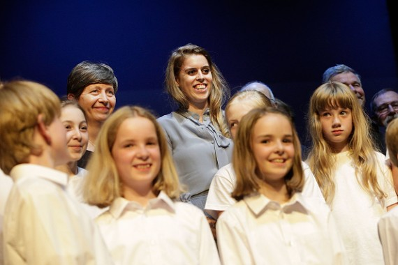 Princess Beatrice Opens York Theatre Royal