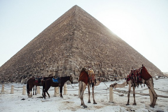 Tourism Down As Cairo Struggles After Months Of Violence