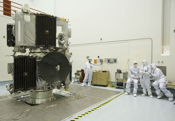 NASA's New 'STEREO' Spacecraft Set To Launch