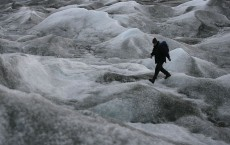 Greenland Ice-Cap Draws Global Warming Tourists