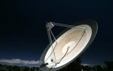 'The Dish' Radio Telescope