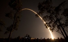 Delta II Rocket Launches