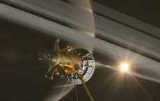 Cassini's Ring-Grazing Orbits
