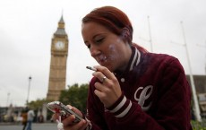 Calls For Smoke Free Trafalgar Square And Parliament Square