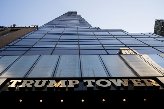 Google Maps Temporarily Lists Trump Tower As 'Dump Tower'