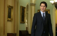Senate Members Meet With Canadian PM Justin Trudeau