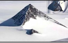 Snow Pyramid Discovery In Antarctic Could Change The Course Of Human History!