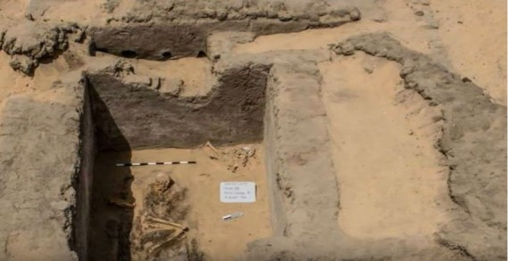 7,000 Year Old Lost Egyptian City Found By Archaeologists