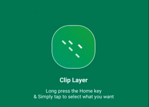 Microsoft Clip Layer App