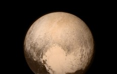 Pluto's Icy Heart