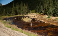 Toxic Mine Waste In Colorado's Animas River