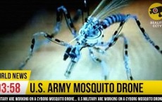 Remote-Controlled Military Nano Drones Based On Nanophotonics