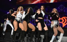 Fifth Harmony performing at Madison Square Garden on Dec 9