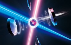 atom's quantum information written to photon
