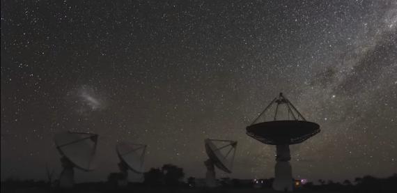 CSIRO's ASKAP