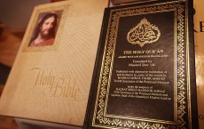 The Holy Bible & Qur'An