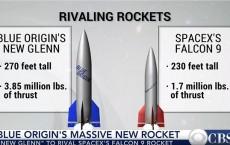 Blue Origin's Massive New Rocket