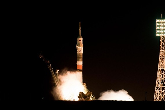 Launch To The International Space Station