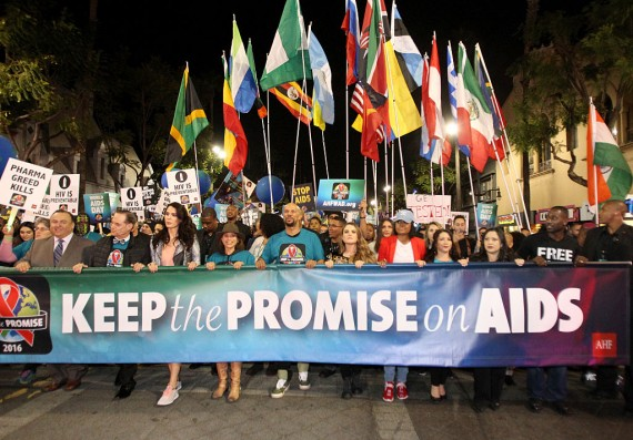 AIDS Healthcare Foundation Presents 'Keep The Promise'