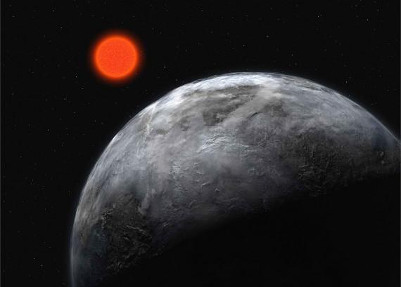 Earth-Like Planet Discovered 20 Lightyears Away