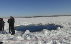 Russian Meteor Fragments Containing 10 percent Iron Found in Urals Region