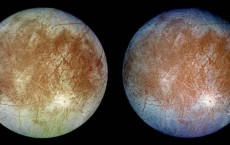Jupiter's Moon Europa Most Likely to Support Life