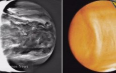 Mysterious Clouds On Venus