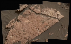 Was There A Lake On Mars?