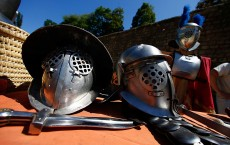 Gladiator School Teaches Participants Ancient Combat Skills