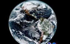 Detailed Earth Image