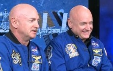 NASA Twin Astronaut Study: Twin Astronaut Brothers Scott Kelly And Mark Kelly
