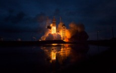 NASA's Orion Spacecraft Launches