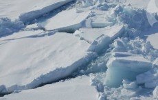 Refreezing The Melting Arctic Ice Sheet