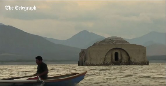 16th Century Church Resurfaces In Mexico Due To Drought