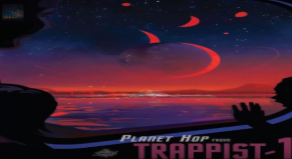 TRAPPIST-1 Travel