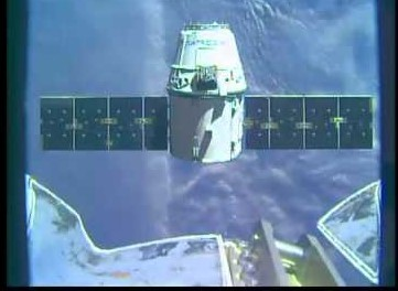 SpaceX's Dragon Capsule