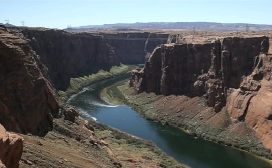 Colorado River Drying Up