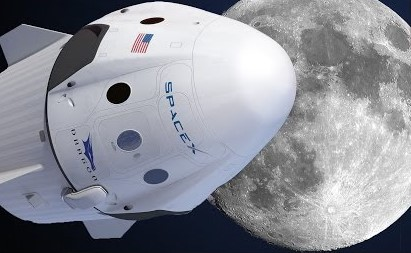 SpaceX Announced First Ever Moon Tourism Mission