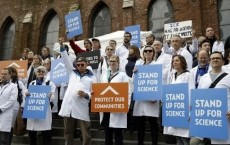 'March For Science' Campaign