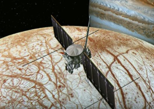 NASA's Mission To Europa