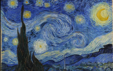 Art Bros: Starry Night (Vincent van Gogh)