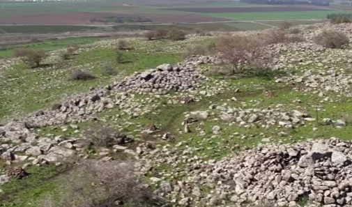 4,000-Year-Old Structure With Mysterious Engravings Discovered In Galilee