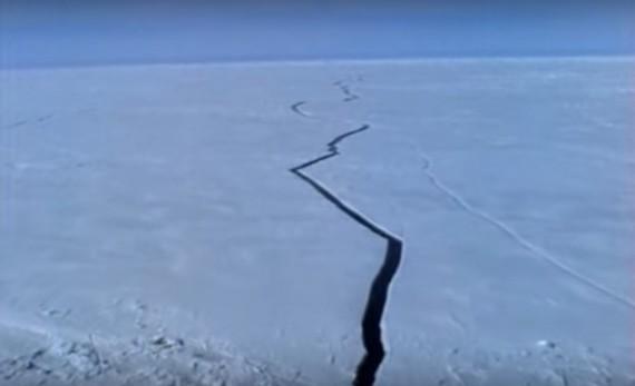 Refreezing The Melting Arctic Ice Sheet