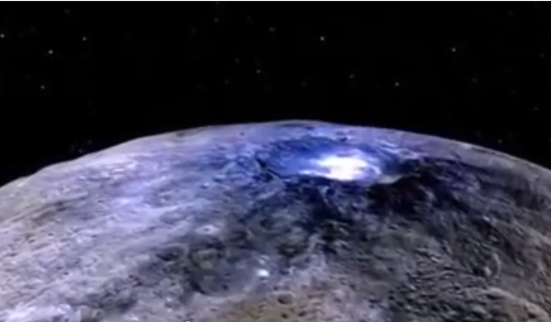 Bright Spot On Ceres