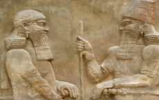 Death Of King Sennacherib