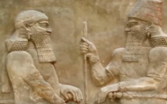 Death Of King Sennacherib
