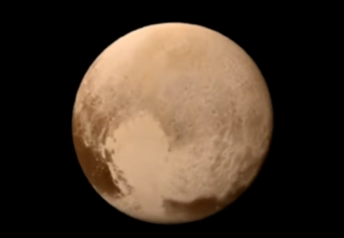 NASA Releases Amazing Video Of Descent To Pluto By New Horizons